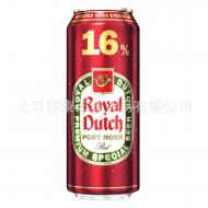 Royal Dutch**�T士16度**烈性啤酒500ml